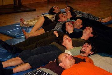 Výsledek obrázku pro smějící se vánočka terapie smíchu